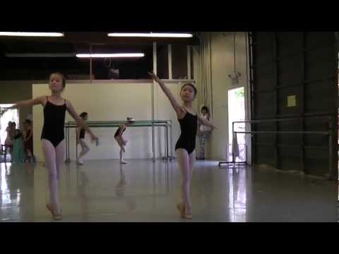 Paquita Variation 1 - The 3rd Day Of Learning Variation