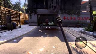 Dead Island: Walkthrough - Part 4 [Chapter 1 - Mission 2: Exodus] (Gameplay & Commentary)
