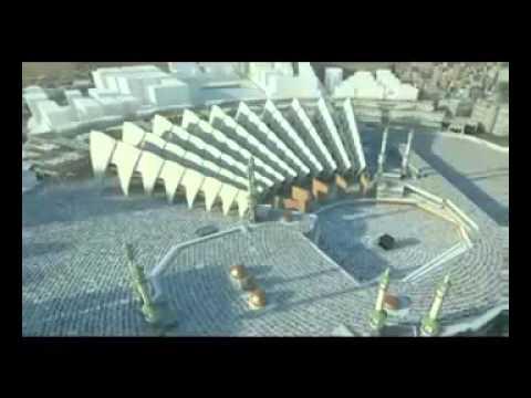 New haram project makkah in 2020 youtube for Interieur de la kaaba