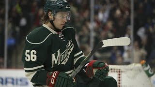 Erik Haula Highlights // Minnesota Wild