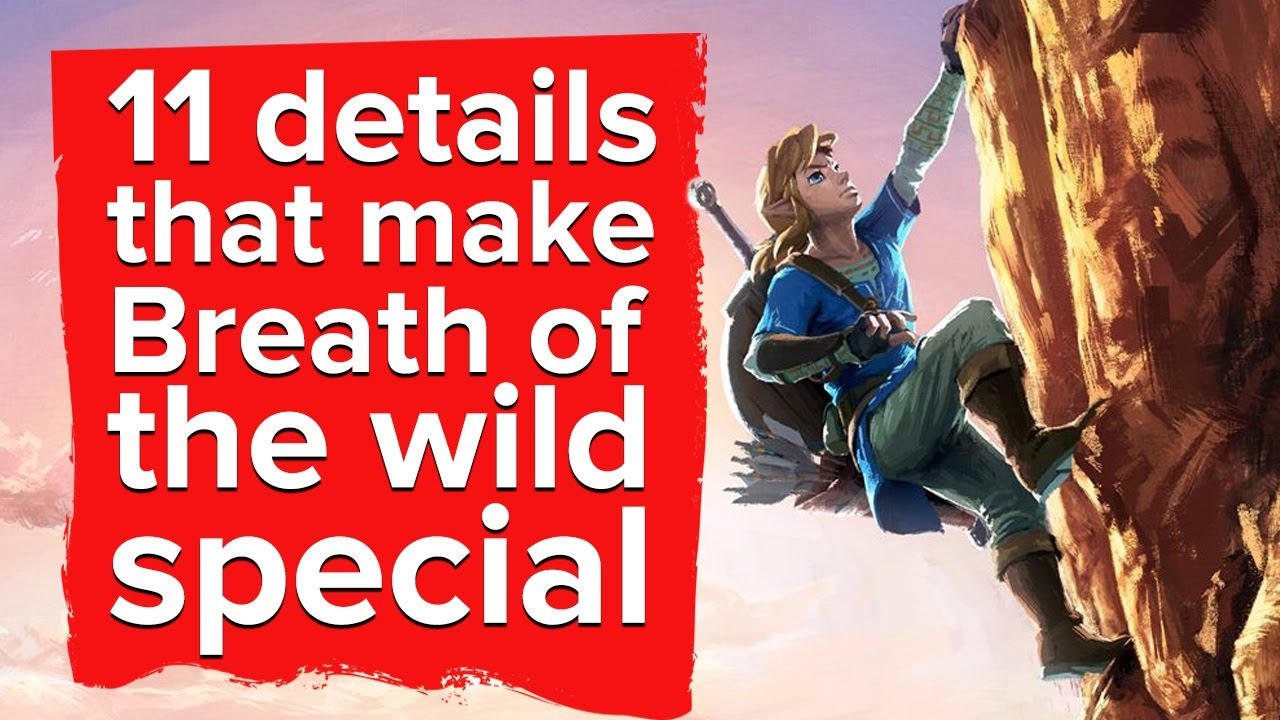 The Legend of Zelda: Breath of the Wild review • Eurogamer net