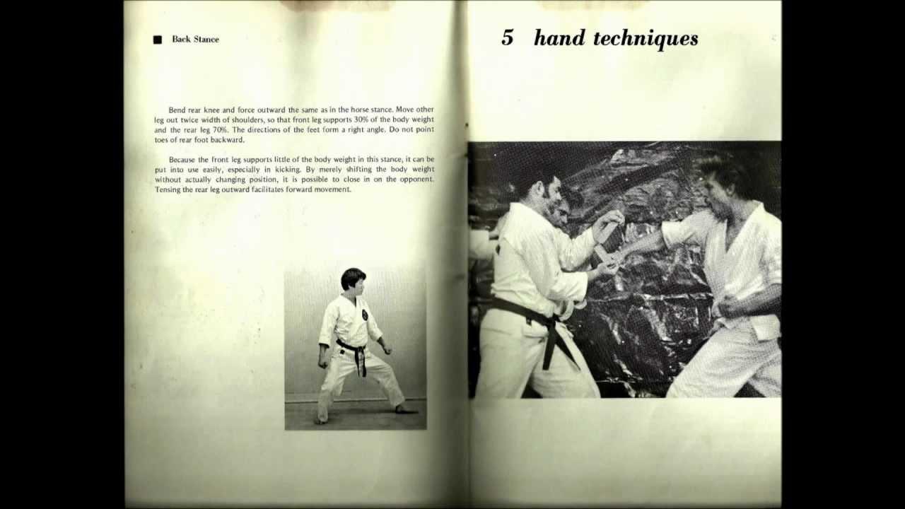 Shotokan Karate Book
