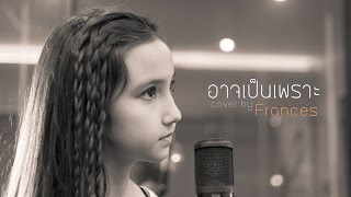อาจเป็นเพราะ (Because of you) - Ploychompoo Cover by Frances