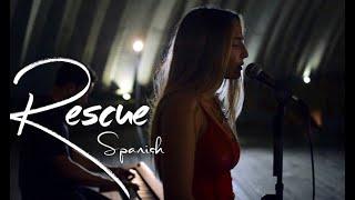 Download Rescue  Lauren Daigle ESPAOL  Spanish Cover Acoustic piano cover  DANILA VASSALLO MP3