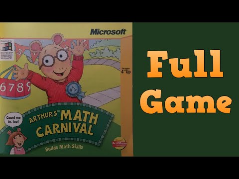 Whoa, I Remember: Arthuru0027s Math Carnival