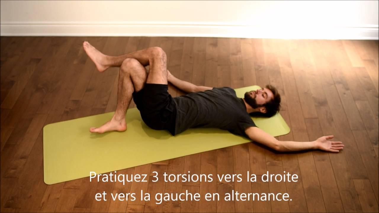 douleur bas de dos et arthrose 3 exercices efficaces capsule1 youtube. Black Bedroom Furniture Sets. Home Design Ideas