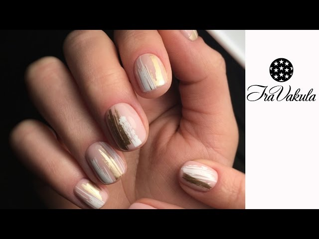 MOYOU stamping manicure #Ira Vakula Nail Art