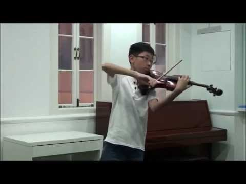 Paganini Caprice 24