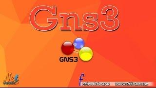 3-Connecter une machine  Virtualbox à gns3