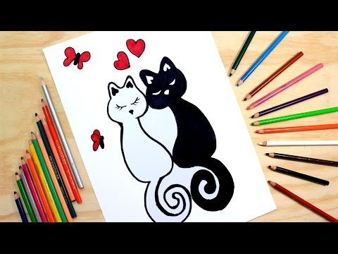 Como Hacer Una Tarjeta De Amor Y Amistad How To Draw A Card Of