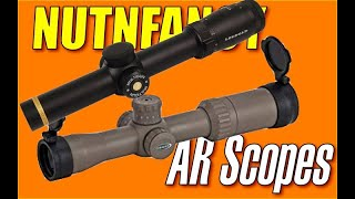 Top Three Favorite AR15 Scopes 2019