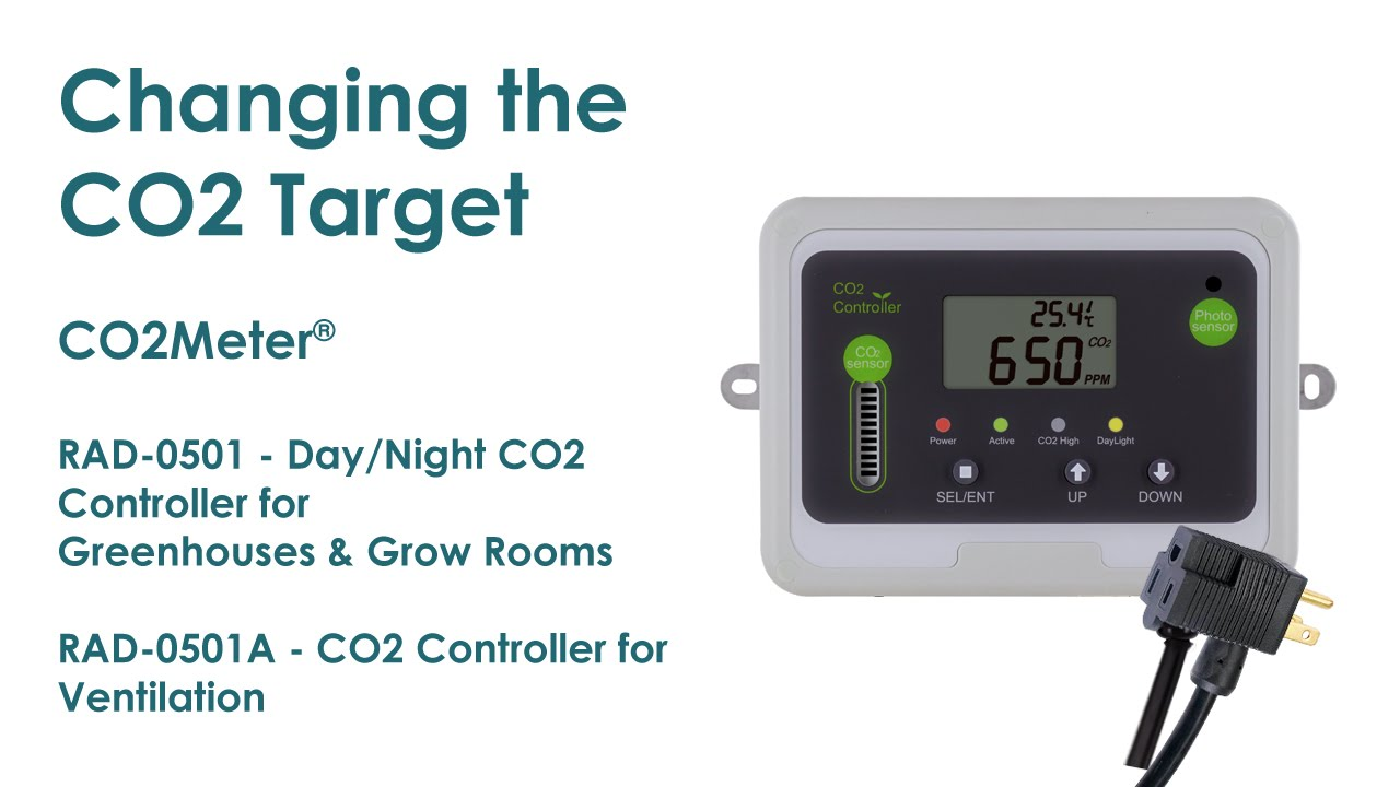 how to add co2 to grow room