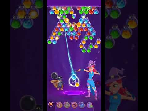 Bubble Witch 3 Saga Level 1442 ~ NO BOOSTERS