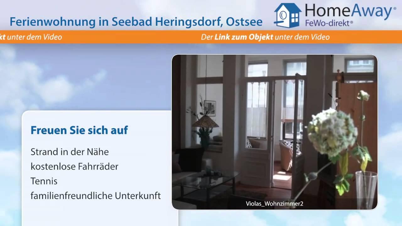 Usedom: Ferienwohnung in Jugendstil-Villa, 2 Schlafzimmer, 150 Meter ...