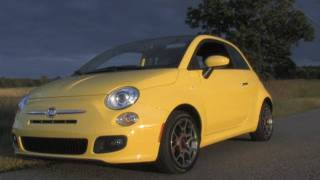 2012 Fiat 500 Sport Review / Test Drive = MPGomatic