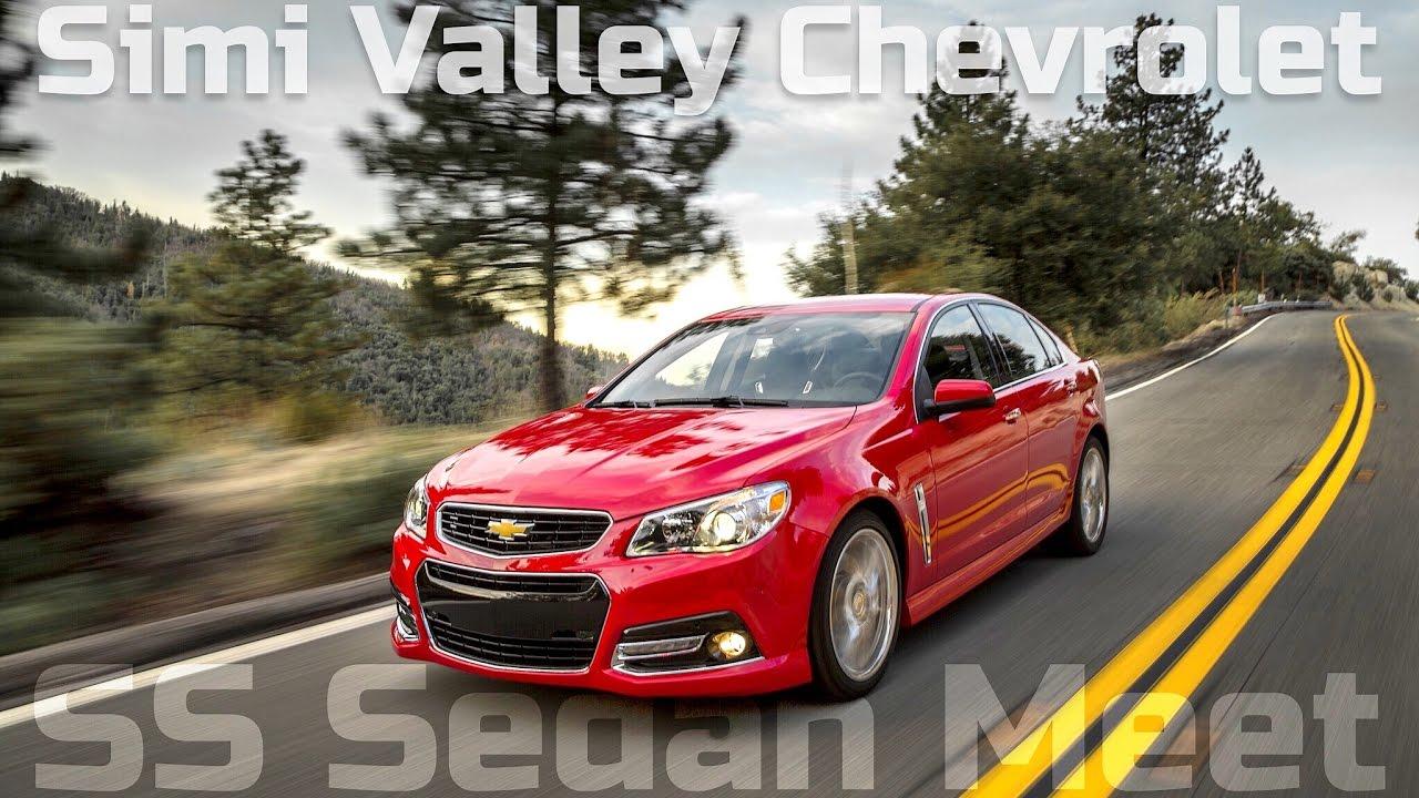 Simi Valley Chevrolet >> 2017 Simi Valley Chevrolet Ss Sedan Meet
