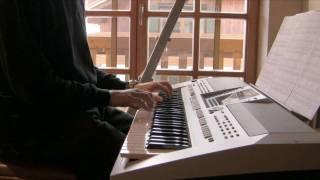 Rosenstolz - Gib mir mehr Himmel Instrumentalversion Keyboard (Klavier/Streicher)