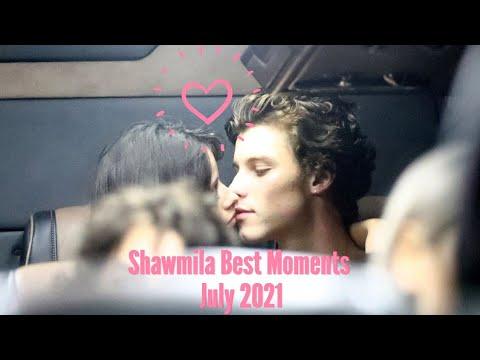 Download Best Shawmila Love & Kissing moments (fun on beach🏖️) July 2021