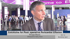 Post-op Pericardial Perfusion: A Challenge for Colchicine?
