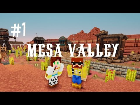 LET'S GET A MOVE ON! - MESA VALLEY MAP (EP.1)