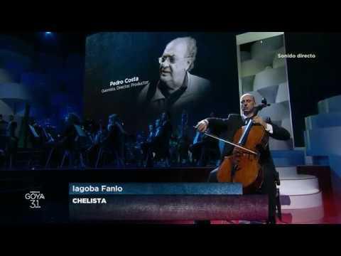 In memoriam Premios Goya 2017