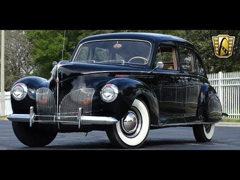 1940 Lincoln Zephyr Gateway Orlando #734