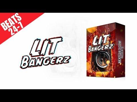 Lit Bangerz [Hip Hop Beat Construction Kit]