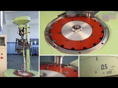 Awesome factory machine processing! Very high-end production technology