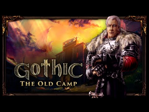 The Old Camp | Gothic 1 Soundtrack (1 Hour Ambient Mix)
