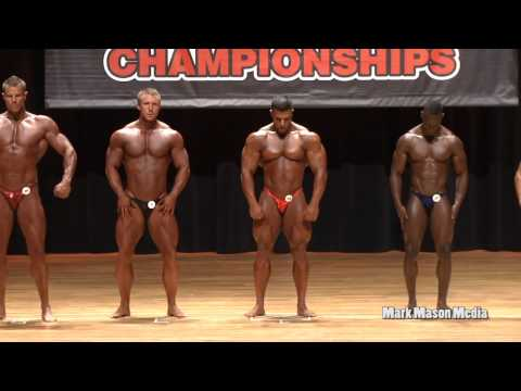 Bodybuilding Overall from the 2014 NPC Phil Heath Wyoming Championship