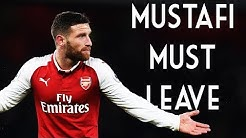 This is why Mustafi MUST LEAVE Arsenal - Stupid Mistakes Compilation - HD