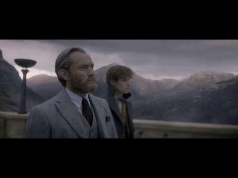 Альбус Дамблдор - Геллерт Гриндевальд (Фантастические твари)  Albus Dumbledore - Gellert Grindelwald