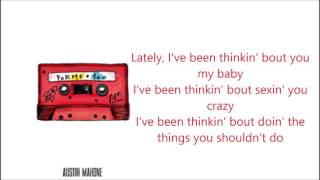 Repeat youtube video Austin Mahone - Lady (feat Pitbull) Lyric