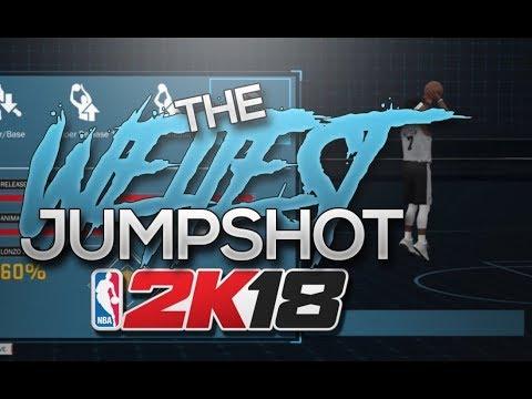 BEST JUMPSHOTS REVEALED! NBA 2K18 • STRAIGHT GREENS & NEVER MISS AGAIN! NBA 2K18