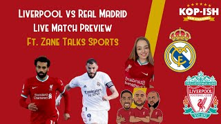 Can Liverpool Turn It Around? | Liverpool vs Real Madrid Live Match Preview