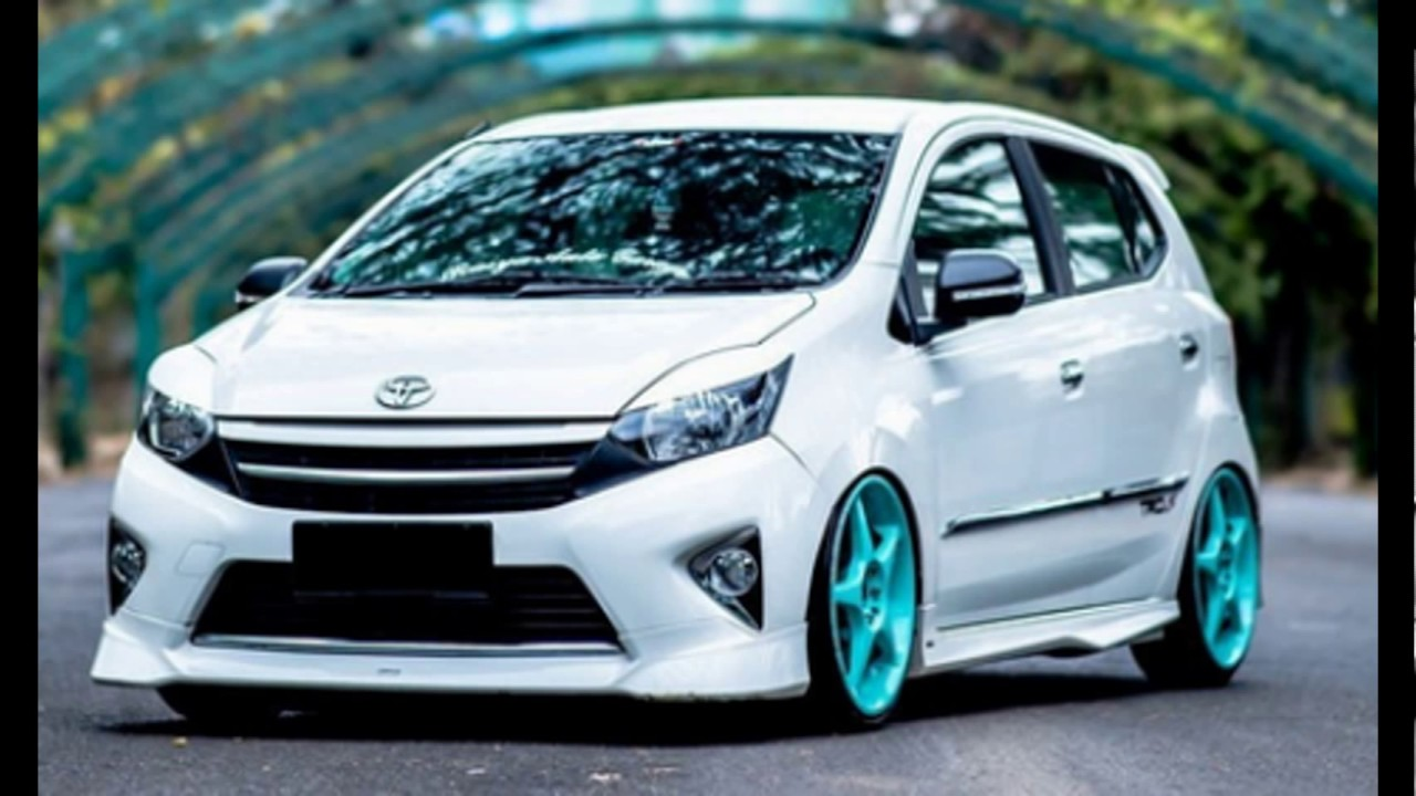 Modified Cars Toyota Agya Concept Cool Daily