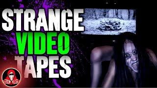 I Found Strange Video Tapes in my Basement - Darkness Prevails