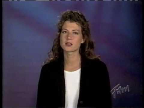 Amy Grant announcing Michael W. Smith the winner of image award.