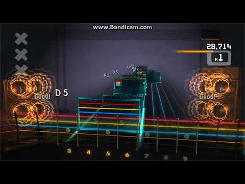 Rocksmith 2014 Marilyn Manson - Antichrist Superstar (LEAD) Score attack