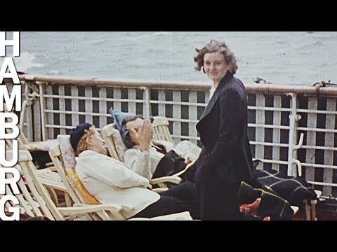 Eva Brauns Nordland-Tour (private Filmaufnahmen)