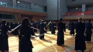 東海地区合同稽古会、岐阜で開催。