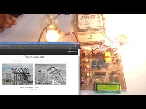 IOT Smart Energy Grid