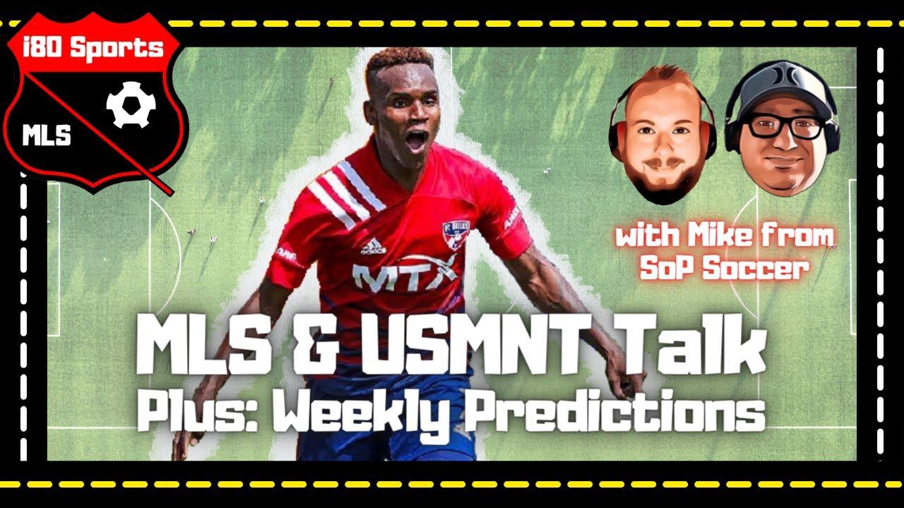 MLS- Weekly News, Top Performers, and Sportsbook Picks