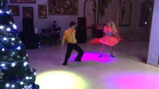Лучший танец рокнролл - Буги вуги