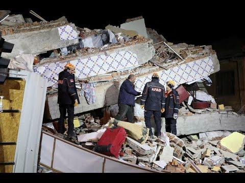20 قتيلا على الأقل ومئات المصابين في زلزال يهز شرق تركيا  - نشر قبل 8 ساعة