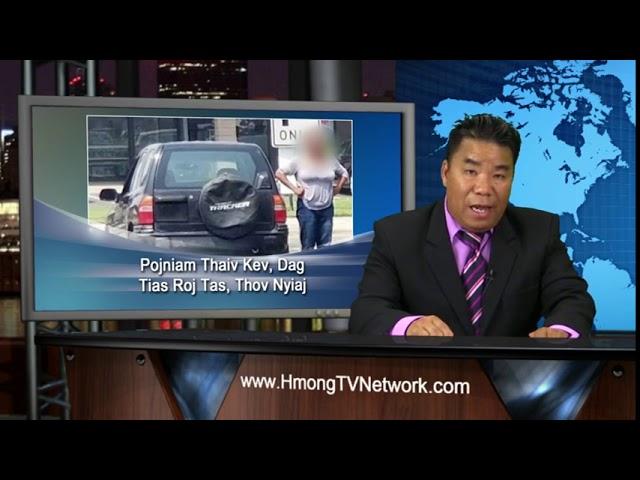 Hmong TV Network Newscast 8/9/2018 - Xov Xwm Ntiaj Teb