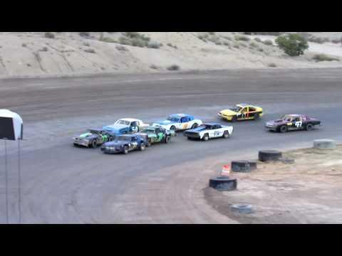 Desert Thunder Raceway Hobby/Pure Stock Main Event 4/28/18