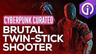 RUINER Review   Cyberpunk Game Similar to Hotline Miami