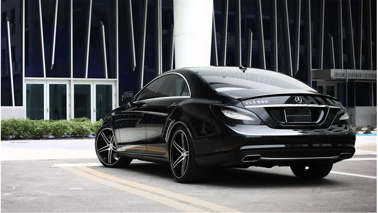 2015 model mercedesbenz clsclass cls550 youtube for Mercedes benz cls 550
