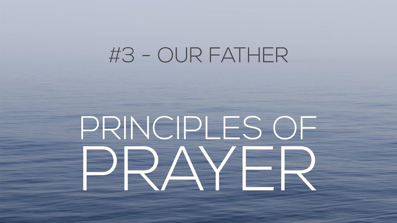 Our Father | Matthew 6:9 | EXPOSITORY SERMON